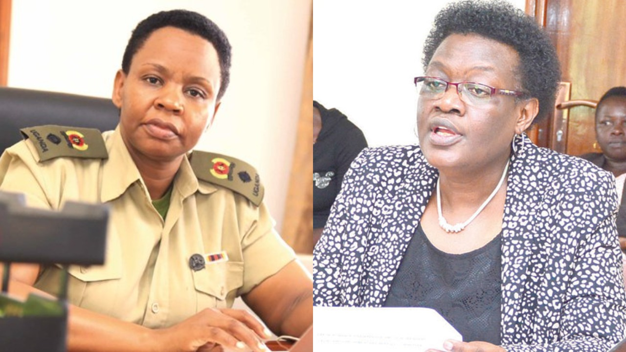 The State House Anti-corruption unit - led by Col. Edith Nakalema has started investigations into the office of the IGG headed by Lady Justice Irene Mulyagonja. (FILE PHOTO)