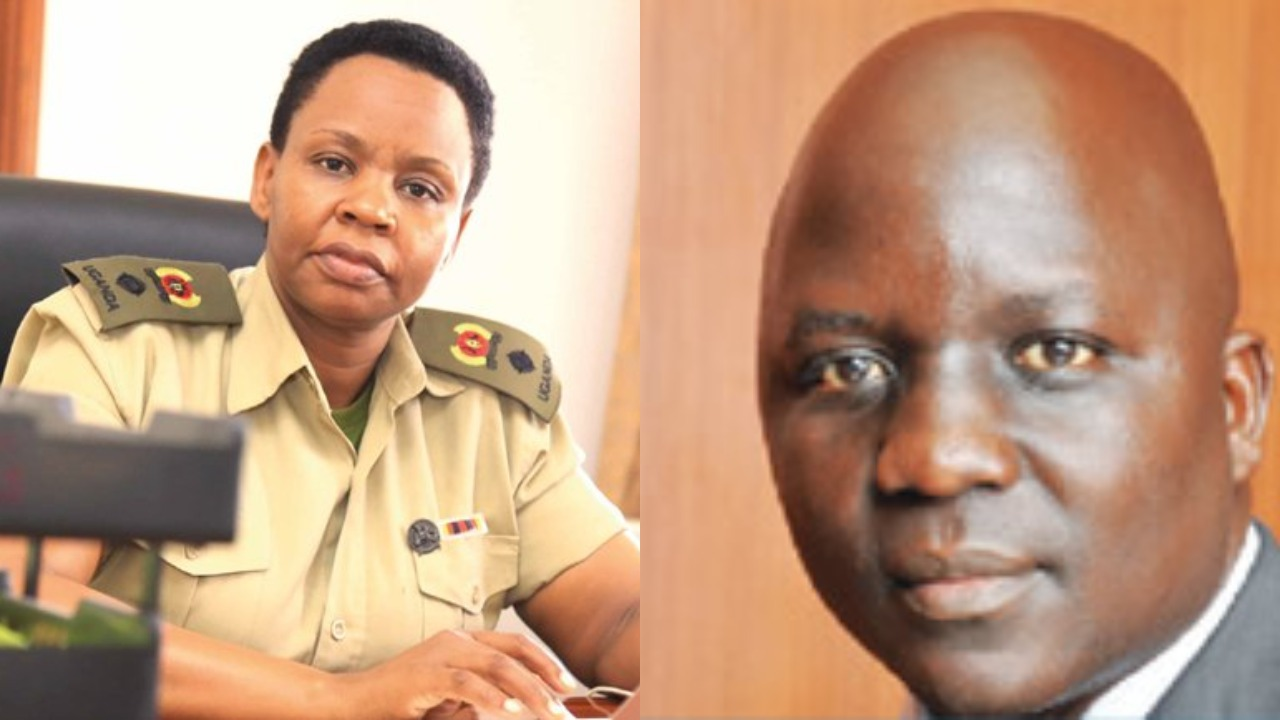 State House Anti-Corruption Unit head Col. Edith Nakalema