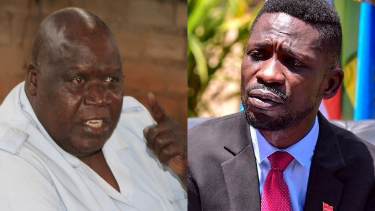 Uganda's First Deputy Prime Minister, Gen Moses Ali has cautioned Kyadondo East MP Robert Kyagulanyi alias Bobi WIne to watch his energy for defiance, (FILE PHOTO)