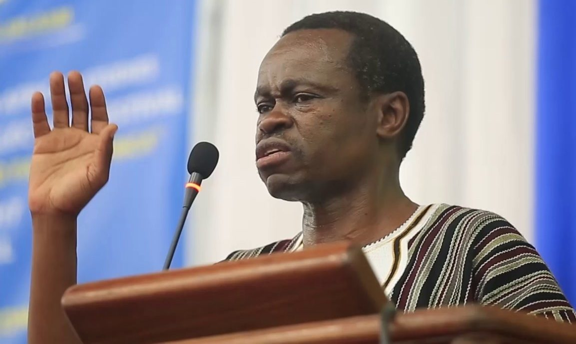 Head of Kenya School of Law, Prof PLO Lumumba, has urged the government to deasist from monetising elections (FILE PHOTO)