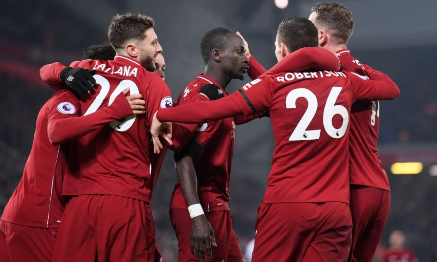 Liverpool have never lost to Porto (Agency Photos)