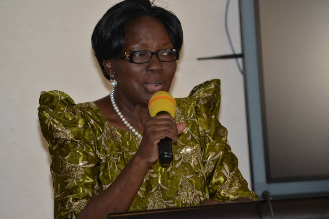 The Speaker of Parliament, Rebecca Kadaga, said government officials are involved in Human trafficking. PHOTO/File)