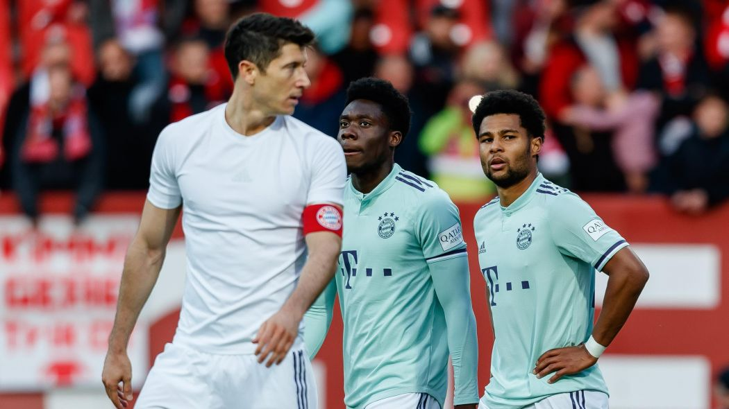 Bayern drew 1-1 away to Nuremberg last week. (Agency Photo)