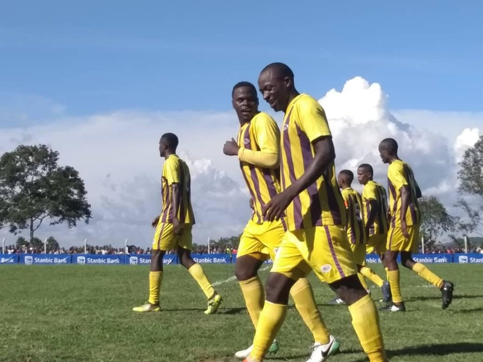Proline FC are the defending champions of the Uganda Cup. (PHOTOS/File)