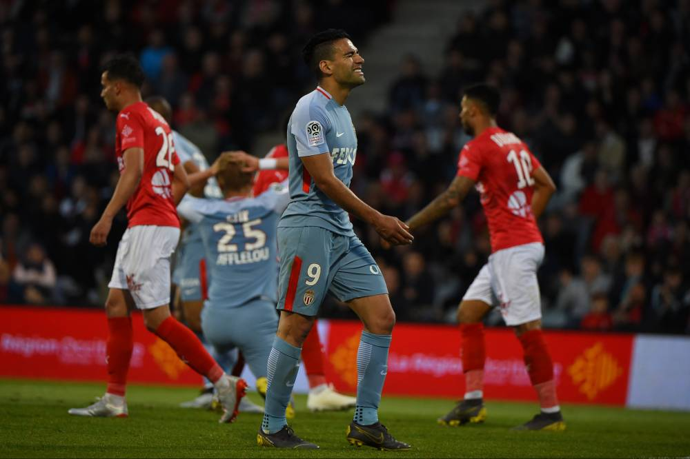 Monaco are level on points with 18th placed Caen. (PHOTO/AGENCY)