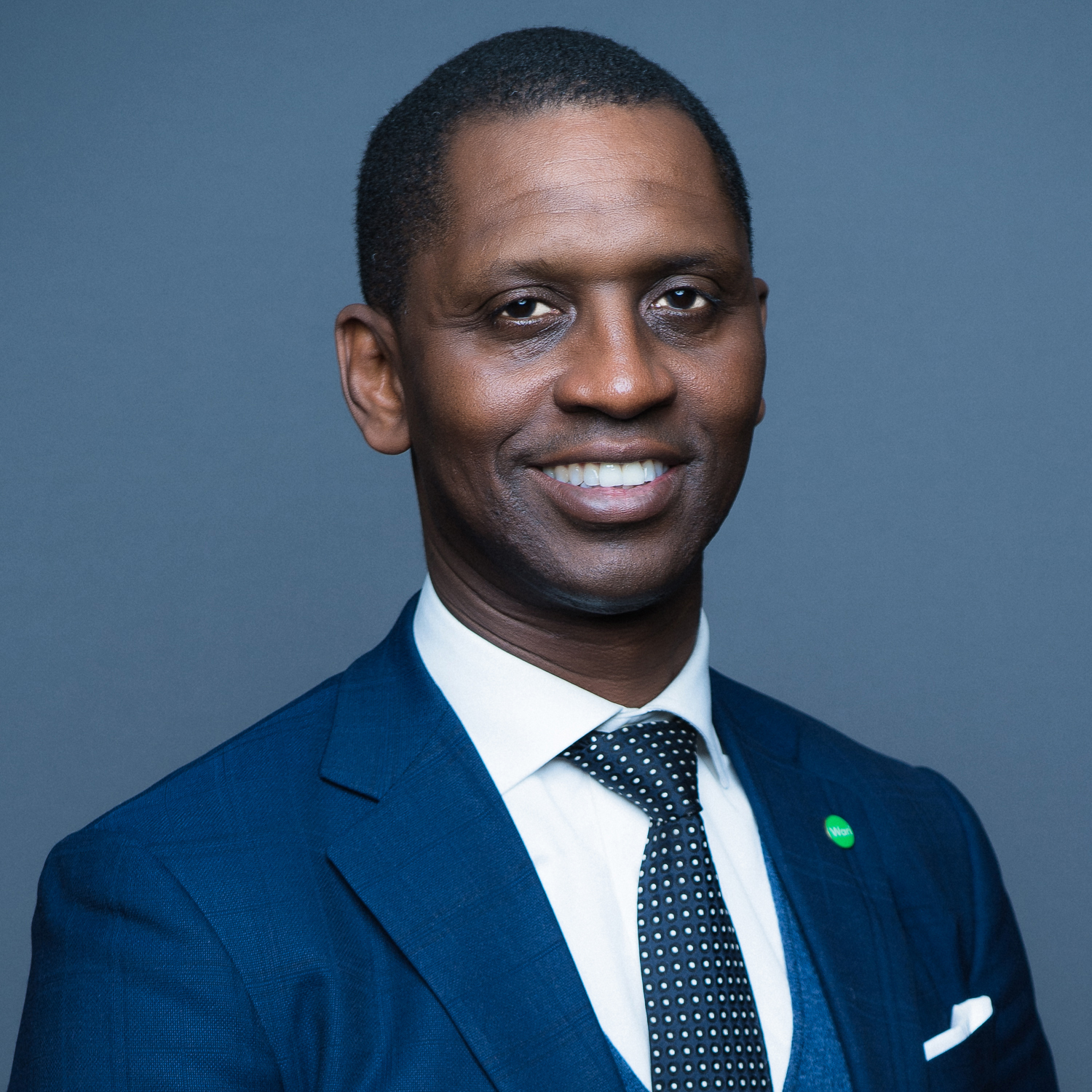 Kabirou Mbodje, Wari President and CEO. (PHOTO/Courtesy)