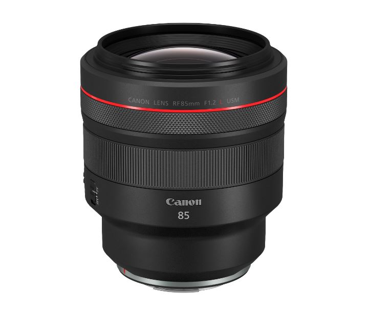 The RF 85MM F1.2L USM is one of Canon's fastest aperture autofocus lenses for its full-frame mirrorless range of cameras