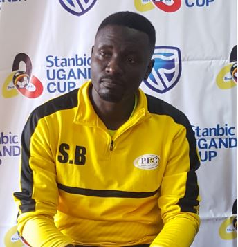 Bisaso led Proline to a league and cup double last season. (PHOTO/File)