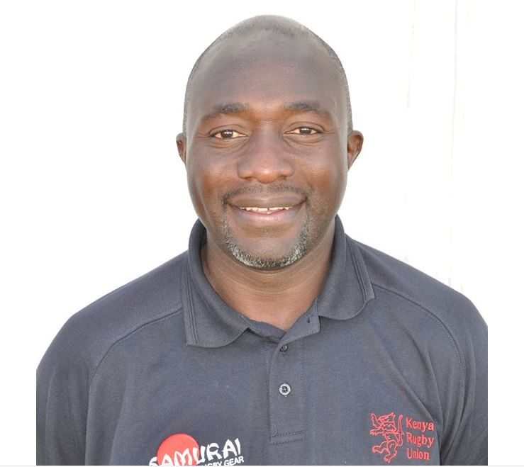 Paul Odera, the new appointed The Simbas Head Coach. (PHOTO/Courtesy)
