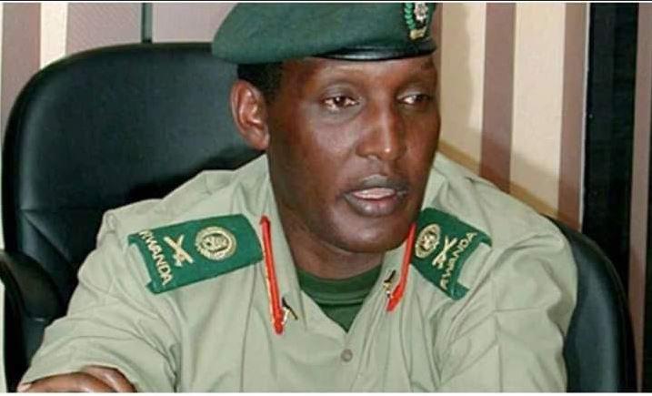 Exiled Rwandan General Kayumba Nyamwasa