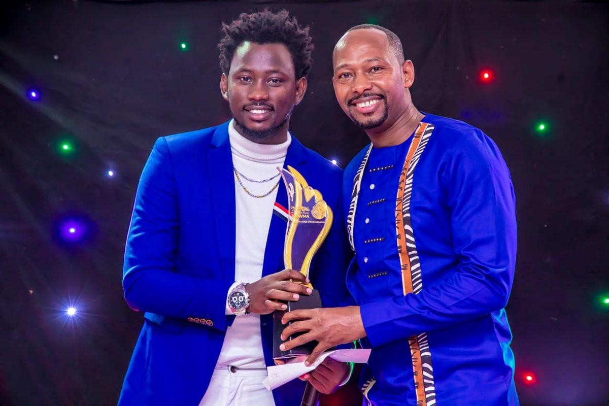 Award winning gospel artiste Sam Lucus Lubyogo alias Levixone, has annouced a concert set for November, 2019. (PHOTO/File)