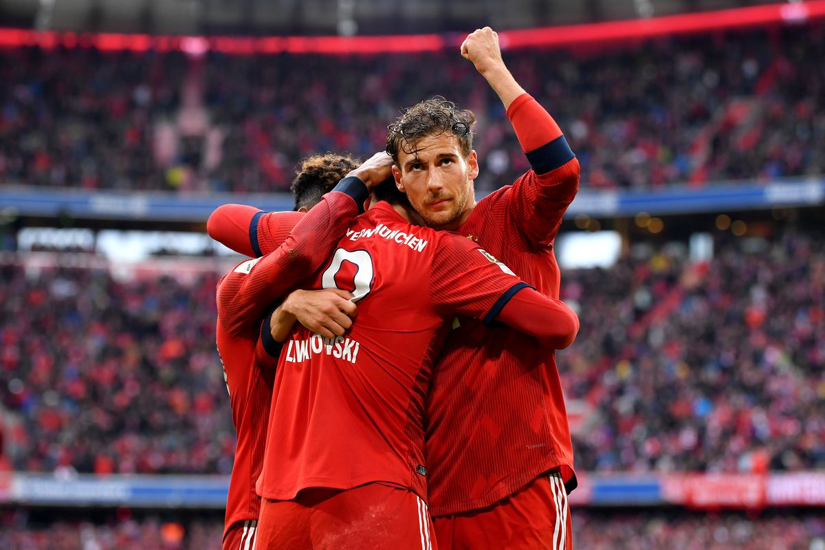 Bayern are now 4 points clear at the top of the Bundesliga. (Agency Photo)