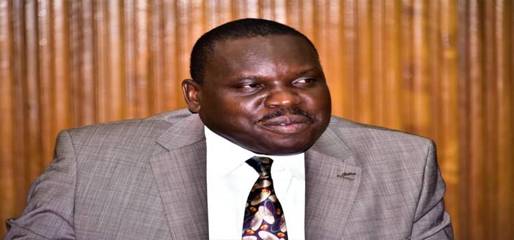 Godfrey Onzima Chairperson Committee of Public Service