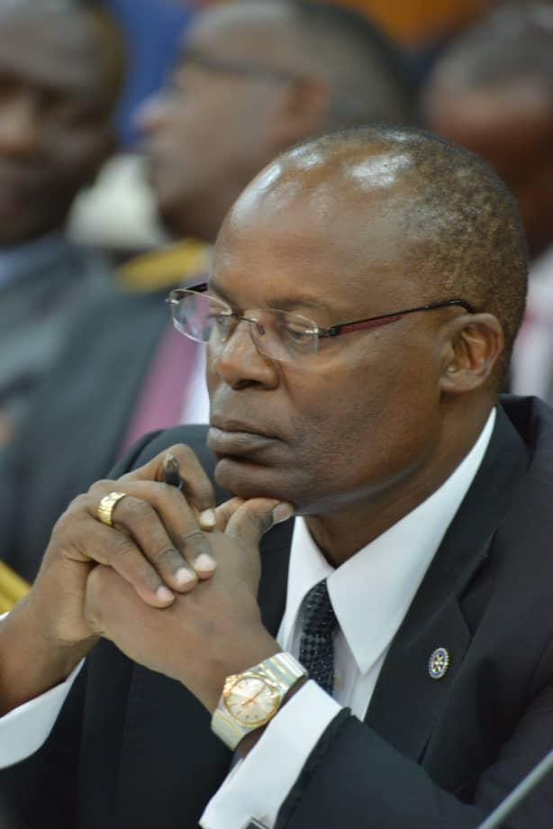 Dr. Kasekende's contract at Central Banks ends on Monday January (PHOTO/File)