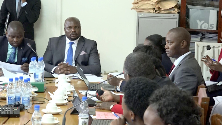 New COSASE boss Munyagwa faces public scrutiny over new fresh probe on Bank of Uganda. (PHOTO/PML DAILY)