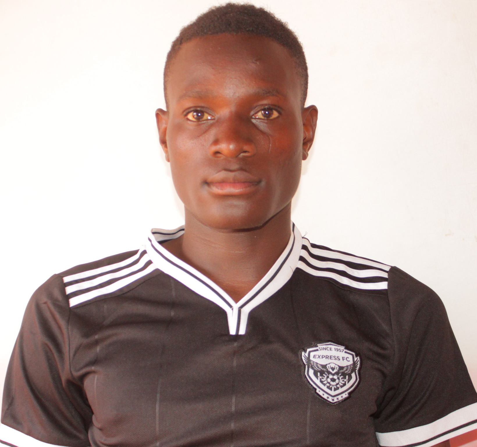 Kiggundu joined Express FC from SC Villa last year. (PHOTOS/EXPRESS FC)