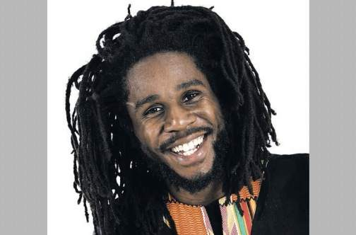 Jamaican Reggae Star Chronixx