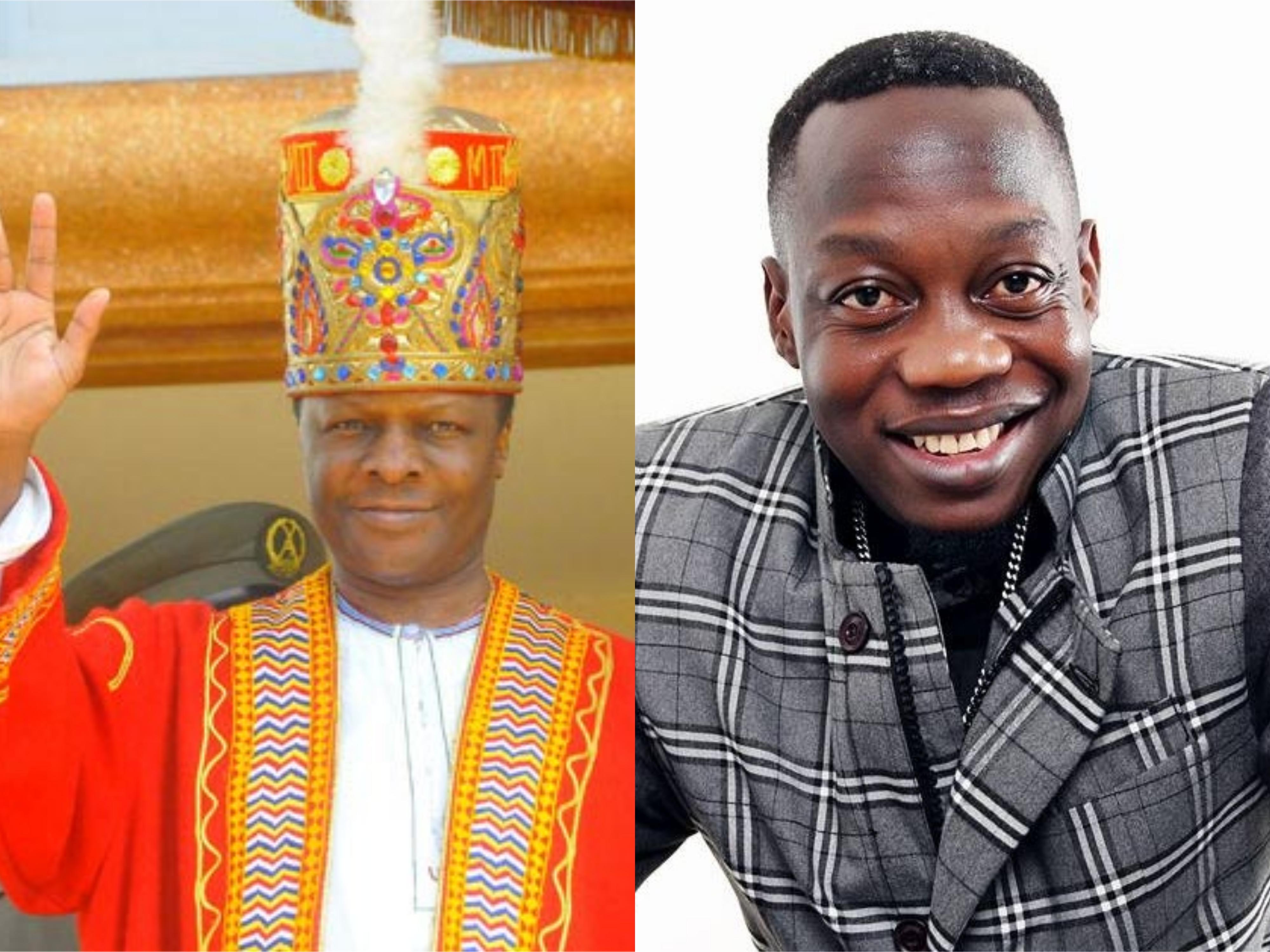King of Buganda Kabaka Ronald Muwenda Mutebi