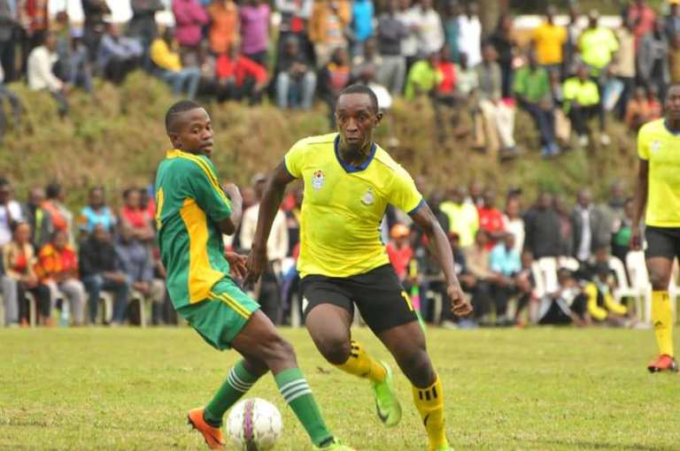 Kampala (Light Green) are yet to register a point this campaign. (File Photos)
