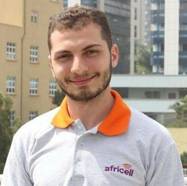 Mr. Mohammad Yahfoufi, the Africell marketing boss quit