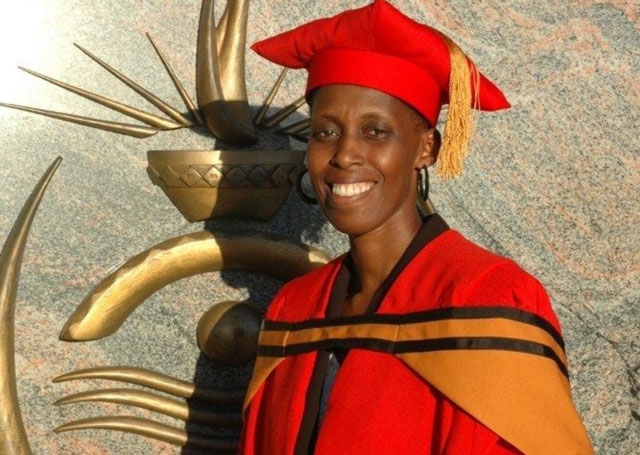 Joining Uganda Christian University from Makerere University at the rank of Associate Professor. Dr. Monica Balya Chibita has been promoted to full Professor at the Mukono-based university. (PHOTO/File)