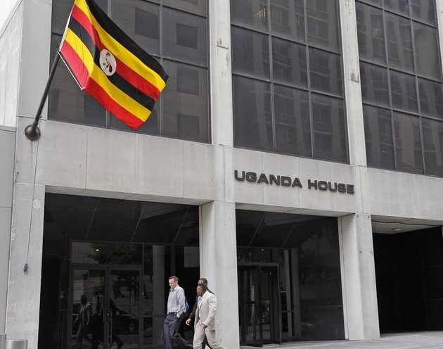 Embassy of the Republic of Uganda in Washington, DC (FILE PHOTO)