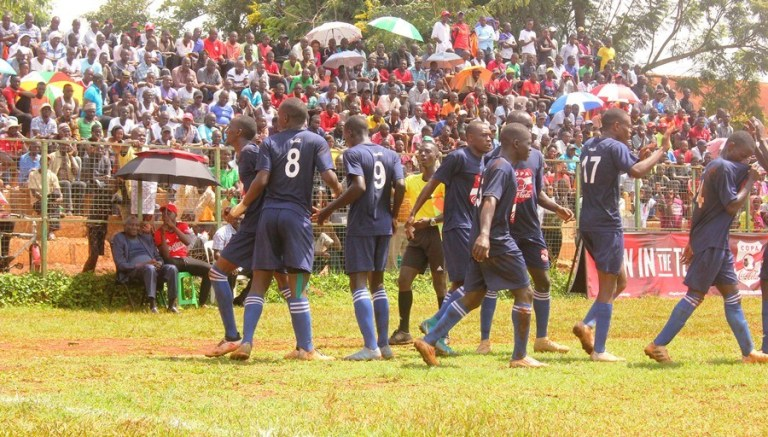 Kitende will face Jinja SS in the final on Saturday, 18th May. (PHOTO/FILE)