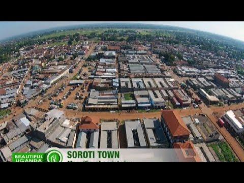 Soroti town. Residents demand city status. (PHOTO/FILE)