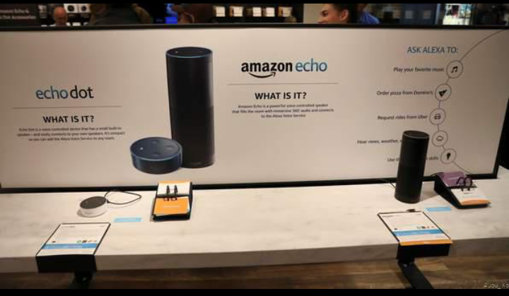 Amazon's Alexa suffered an hour-long outage on Wednesday. (PHOTO/Courtesy)