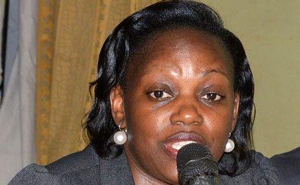 Tumusiime Rubagumya, the acting Commissioner Customs Department
