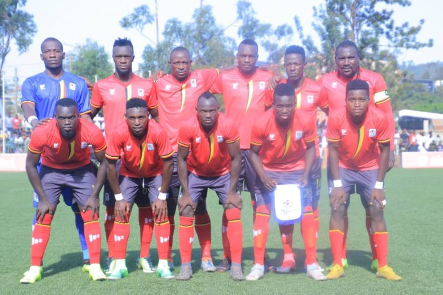 The Cranes are slatted to take part in the COSAFA tournament later this month. (file photo)