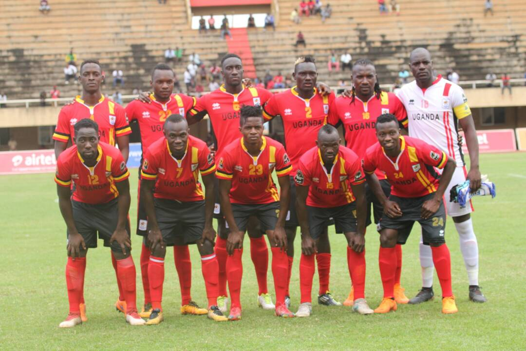 Uganda will be participating at AFCON for the 7th time.