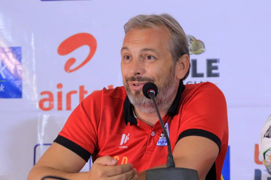 Desabre will lead the Cranes at AFCON 2019.