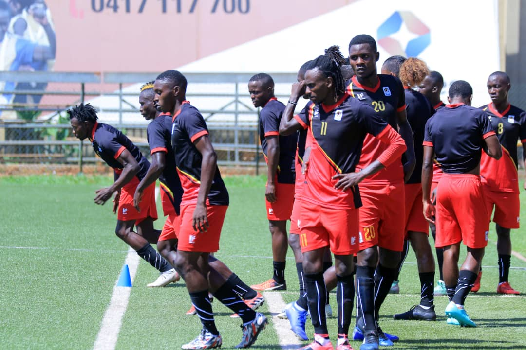 The Cranes will enter residential camp on Thursday, 18th July 2019.