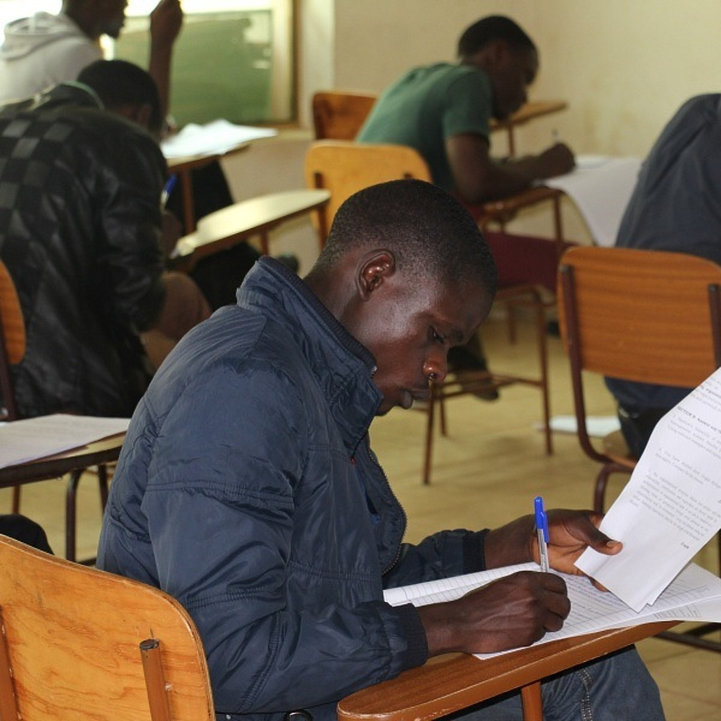 Uganda Business and Technical Examinations Board (UBTEB) has set tough measures to curb malpractices ahead of exams in May/June, 2019. (PHOTO/File)