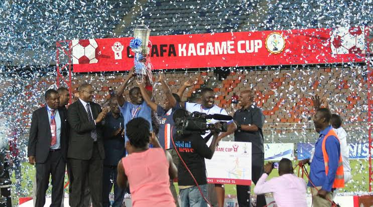 Azam FC are the defending champions of the Kagame Cup. (PHOTO/AGENCY)