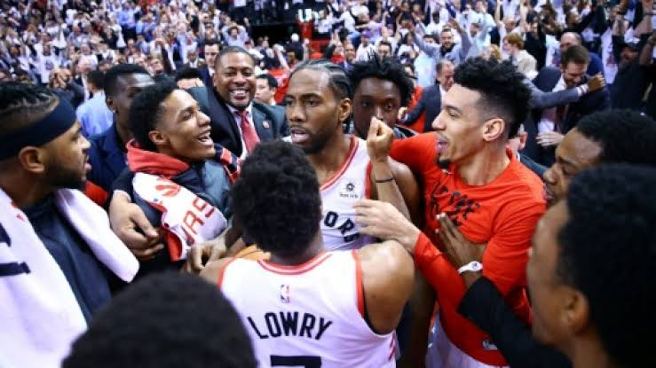 This will Raptors first NBA finals appearance.(PHOTO/AGENCY)