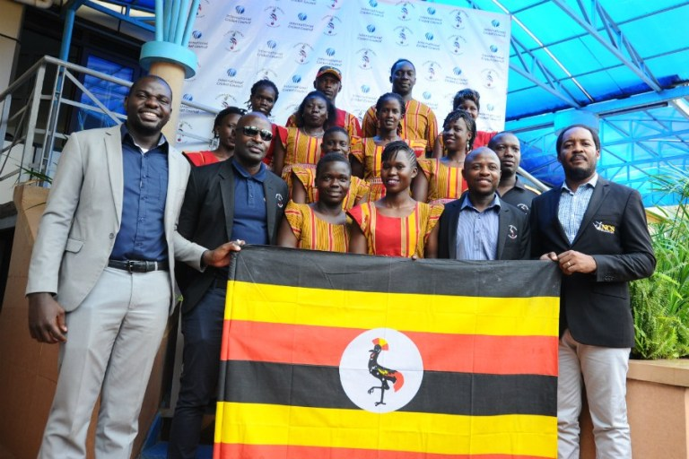 The Lady Cricket Cranes were flagged off on Thursday. (Agency Photo)