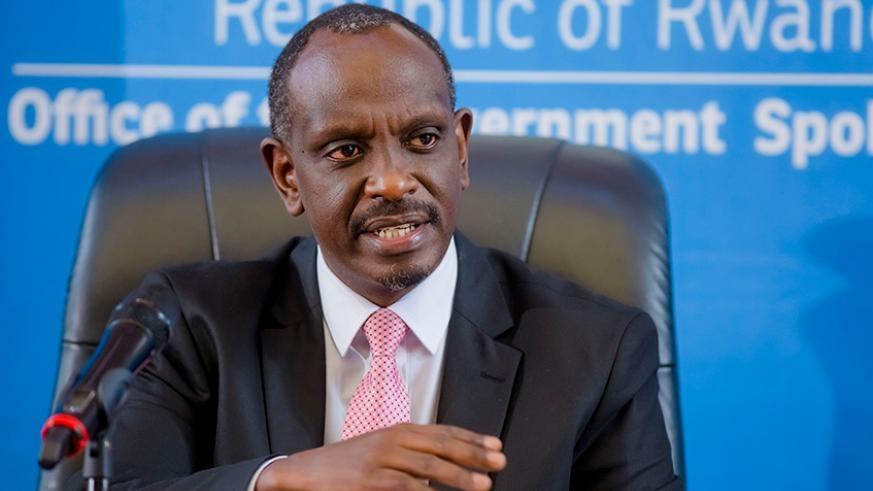 Dr. Richard Sezibera, Rwanda's minister for foreign affairs. (PHOTO/Filed)