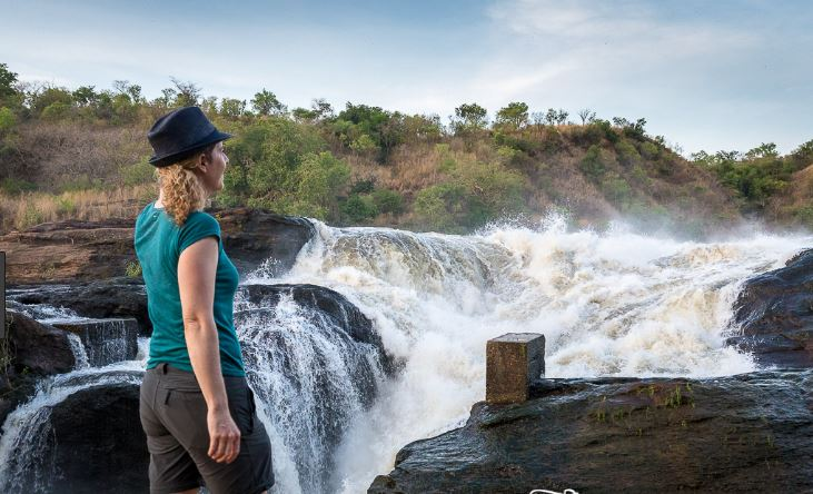 Available literature shows that in 1962, Uganda received heavy rainfall which forced part of Murchison Falls to create a tributary that formed Uhuru Falls, just metres away from Murchison (PHOTO/File)