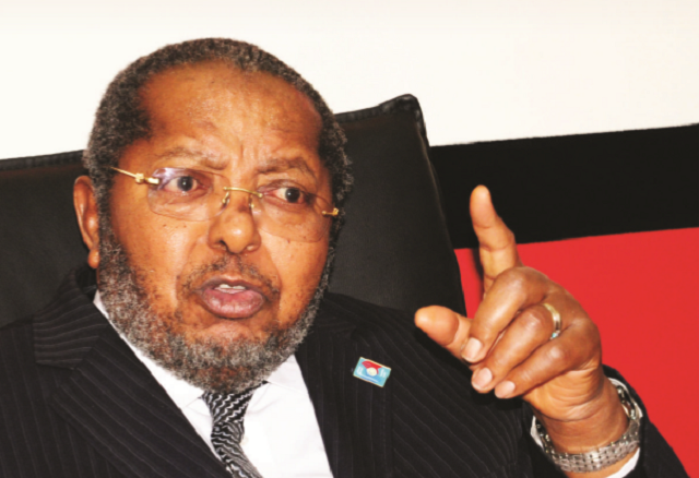 Bank of Uganda (BoU) Governor Emmanuel Tumusiime-Mutebile has admitted that he requested State House to investigate the anomaly at Central Bank. (PHOTO/File)