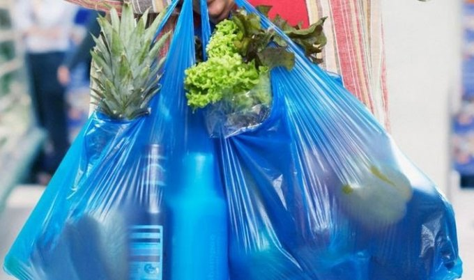 Ugandan authorities have issued at total banned on all plastics. (PHOTO/File)