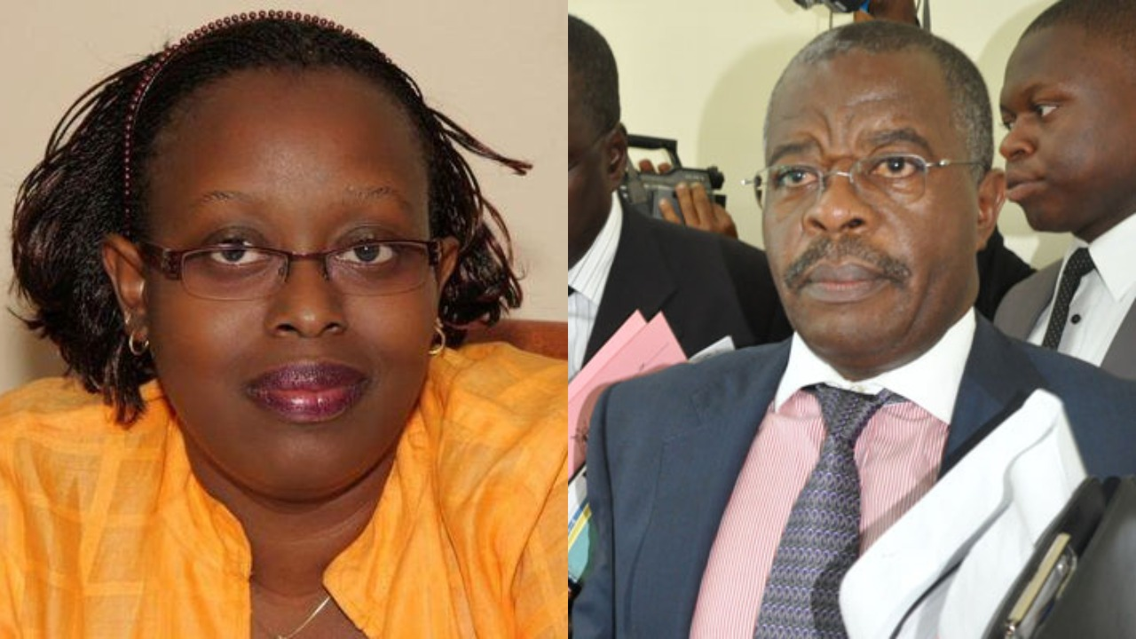Senior State Attorney, Ms Samantha Mwesigye, accuses Deputy Solicitor General Mr Christopher Gashirabake, for subjecting her to sexual harassment for over 10 years, Gashirabake denies. (PHOTO/File)