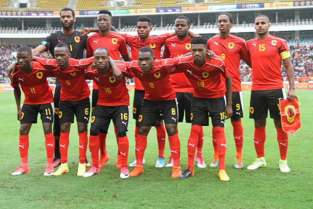 Angola will be featuring at their 8th AFCON tournament. (PHOTOS/AGENCIES)