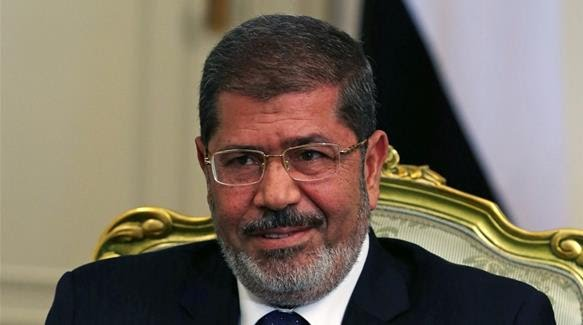 Former Egyptian President Mohammed Morsi dies after collapsing in Court