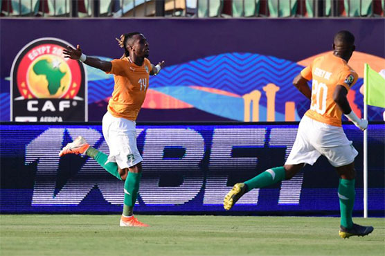 Ivory Coast defeated Namibia 4-1 in their last group game.