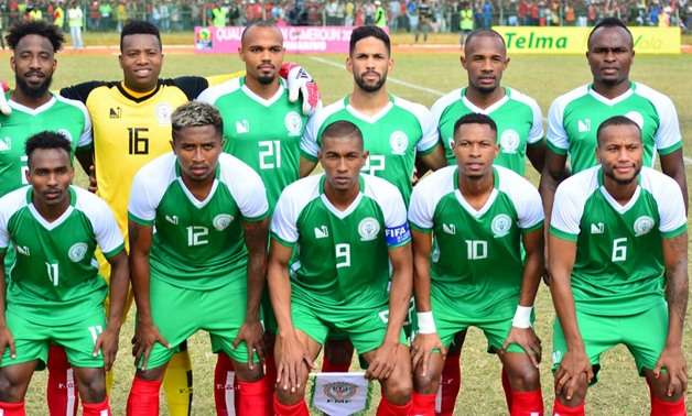 Madagascar are set to feature in their maiden AFCON finals. (PHOTOS/AGENCIES)
