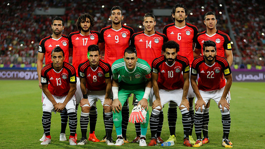 Egypt will be featuring in their 23rd AFCON finals. (PHOTOS/AGENCIES)