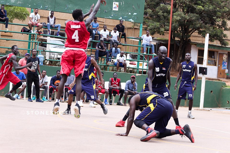 Power defeated KU Eagles in their last game. (PHOTOS/FUBA)
