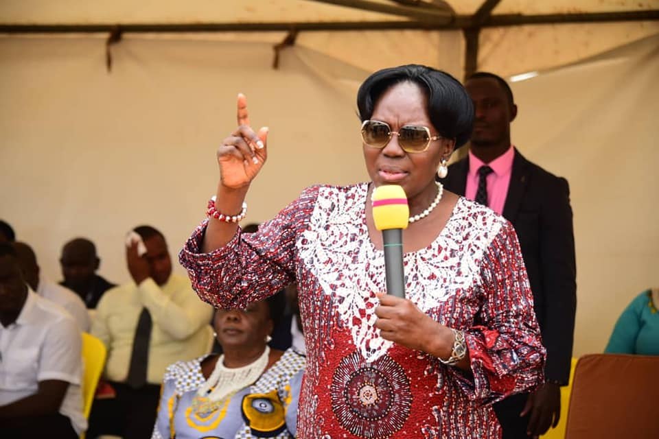 Speaker Kadaga will welcome the group in Busoga, where they will donate to charity. (PHOTO/File)